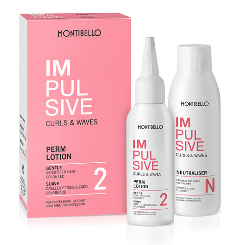 Montibello Impulsive Curls & Waves Perm Lotion 2