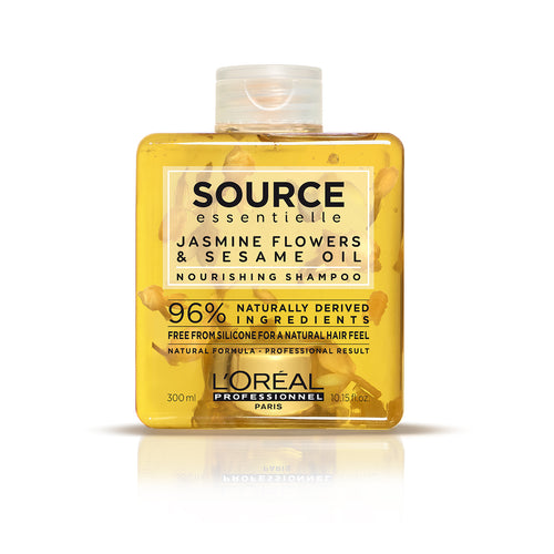 L'Oreal Source Essentielle Nourishing Shampoo (300ml) - Ultimate Hair and Beauty