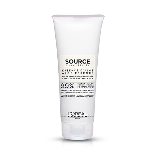 L'Oreal Source Essentielle Daily Detangling Cream (200ml) - Ultimate Hair and Beauty