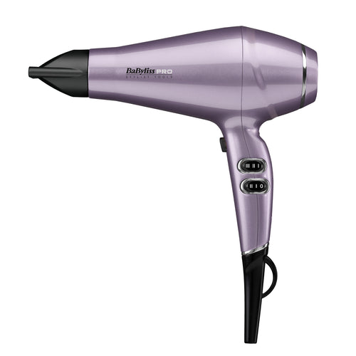 Babyliss Pro Keratin Lustre Hairdryer - Lilac Silk - Ultimate Hair and Beauty