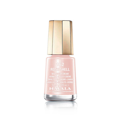 Mavala Nail Polish - Rose Shell (5ml)