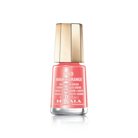 Mavala Nail Polish - Red Diamond (5ml)