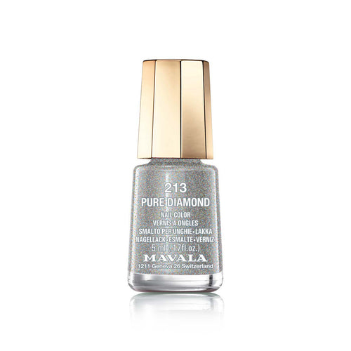 Mavala Nail Polish - Pure Diamond (5ml)