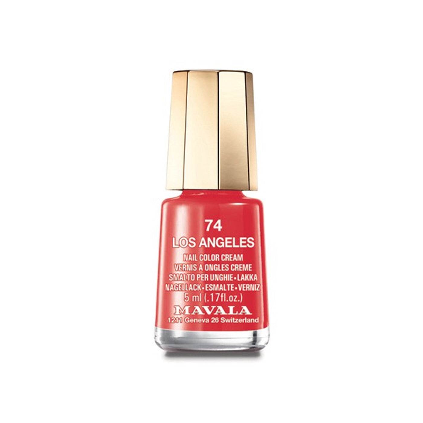 Mavala Nail Polish - Los Angeles (5ml) – Ultimate Hair and Beauty