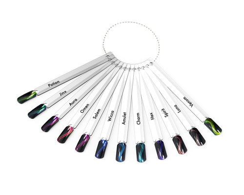 Halo Book Of Shadows Collection 8ml gel polish - Ultimate Hair and Beauty
