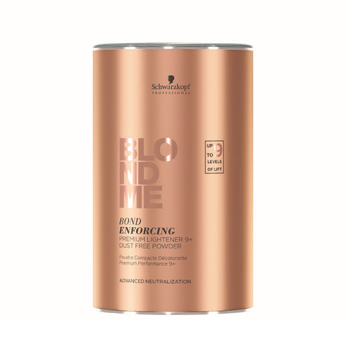 Schwarzkopf BLONDME Bond Enforcing Premium Lightener 9+ (450g)