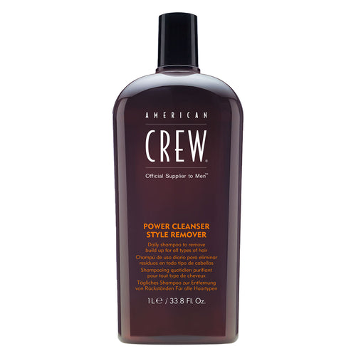 American Crew Power Cleanser Shampoo (1000ml) - Ultimate Hair and Beauty