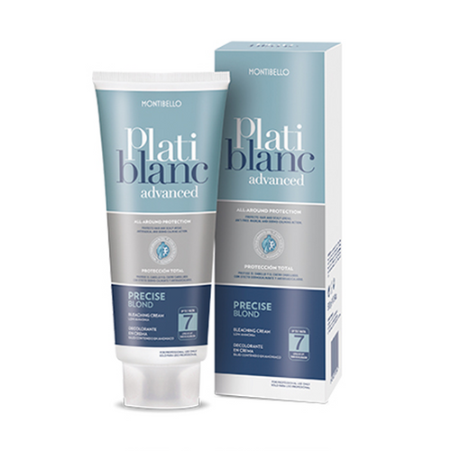 Montibello Platiblanc Advanced Precise Blond Cream Scalp Bleach (500ml)