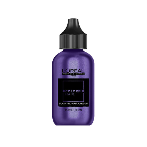L'Oreal Colorful Hair Flash Pro Hair Make-up - Purple Reign
