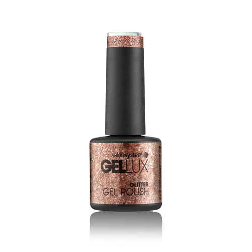 Gellux Mini Rosie Gold (8ml) - Ultimate Hair and Beauty