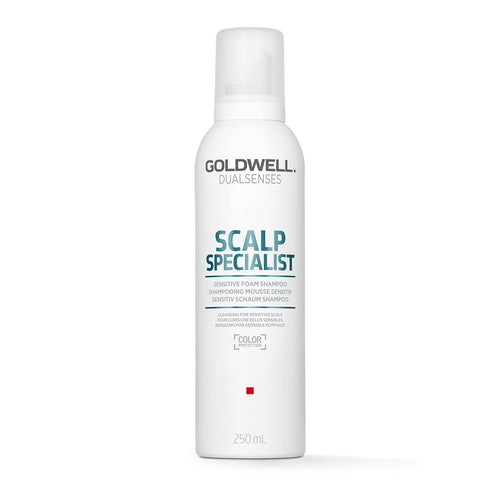 Goldwell DualSenses Scalp Specialist Sensitive Foam Shampoo (250ml) - Ultimate Hair and Beauty