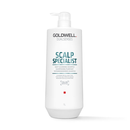 Goldwell DualSenses Scalp Specialist Shampoo (1000ml) - Ultimate Hair and Beauty