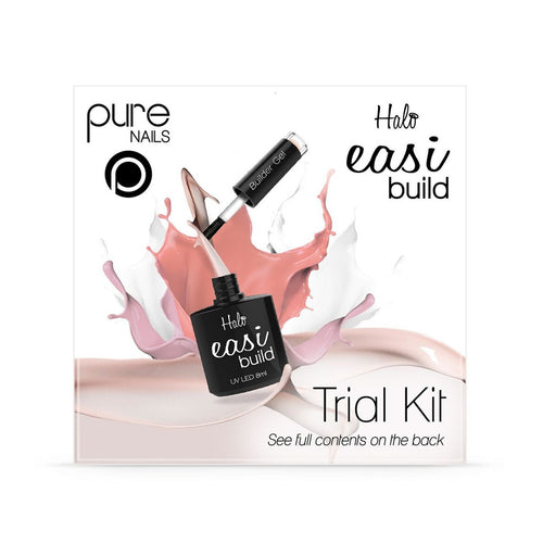 Halo Easi Build Builder Gel Trial Kit - Ultimate Hair and Beauty