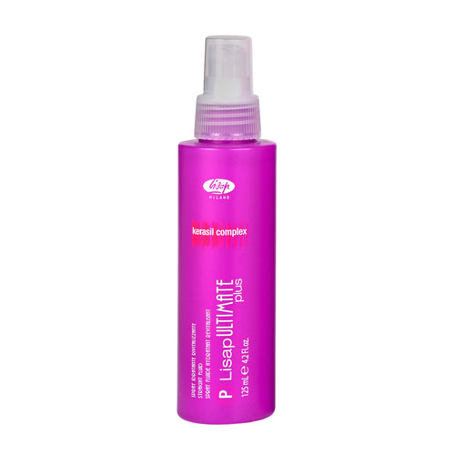 Lisap Ultimate Straight Fluid Plus (125ml) - Ultimate Hair and Beauty