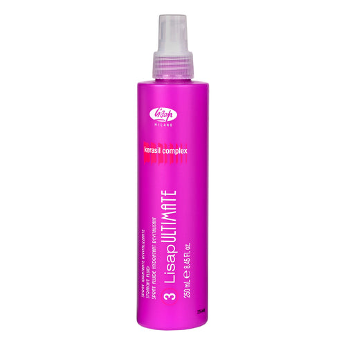 Lisap Ultimate Straight Fluid (250ml) - Ultimate Hair and Beauty