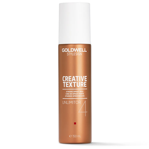 Goldwell Style Sign Unlimitor Strong Spray Wax (150ml) - Ultimate Hair and Beauty
