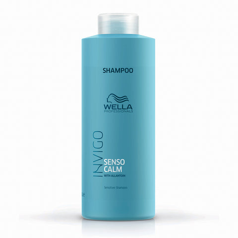 Wella INVIGO Color Brilliance Color Protection Shampoo - Coarse (250ml)