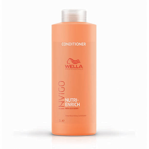 Wella INVIGO Nutri-Enrich Deep Nourishing Conditioner (1000ml)