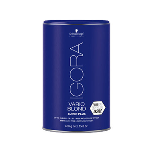 Schwarzkopf IGORA Vario Blond Super Plus Powder Lightener (White Bleach) (450g)