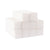 Edge Nails White Sanding Blocks 100/100 (Pk 10) - Ultimate Hair and Beauty