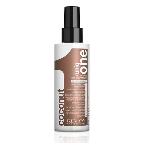 Revlon Uniq 1 All in One Coconut Treatment Spray (150ml) - Ultimate Hair and Beauty