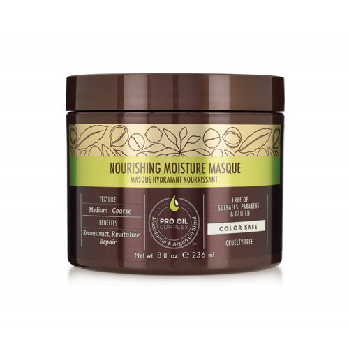 Macadamia Professional Nourishing Moisture Masque (236ml) - Ultimate Hair and Beauty