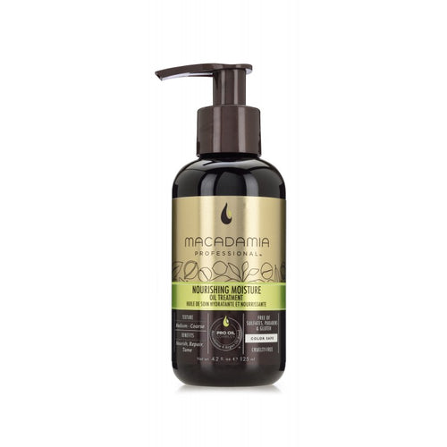 Macadamia Professional Nourishing Moisture Oil Treatment (125ml) - Ultimate Hair and Beauty