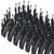 Sibel PROFLEX Curved Vent Brush - Ultimate Hair and Beauty