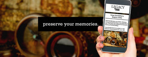 Preserving Your Family's Memories