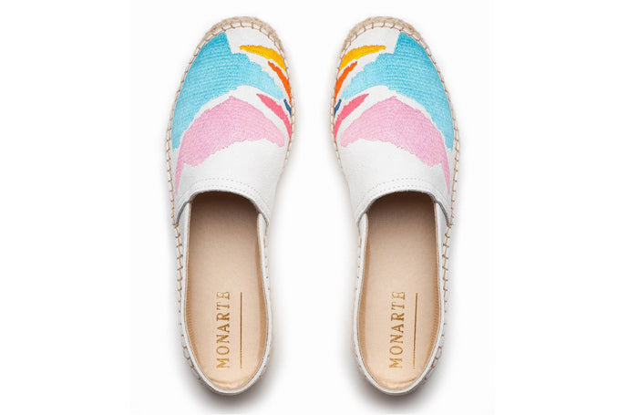 Tropical Memories Espadrilles - Monarte