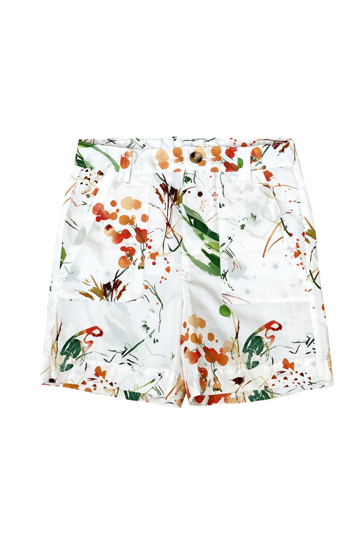 Magic Forest Boy's Shorts