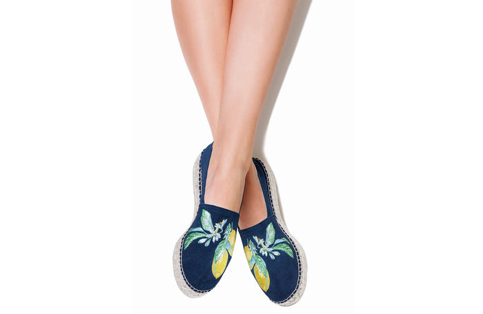 Juicy Summer Espadrilles - Monarte