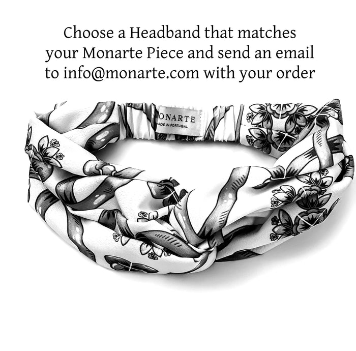 Headband: Choose a Monarte Print - Monarte