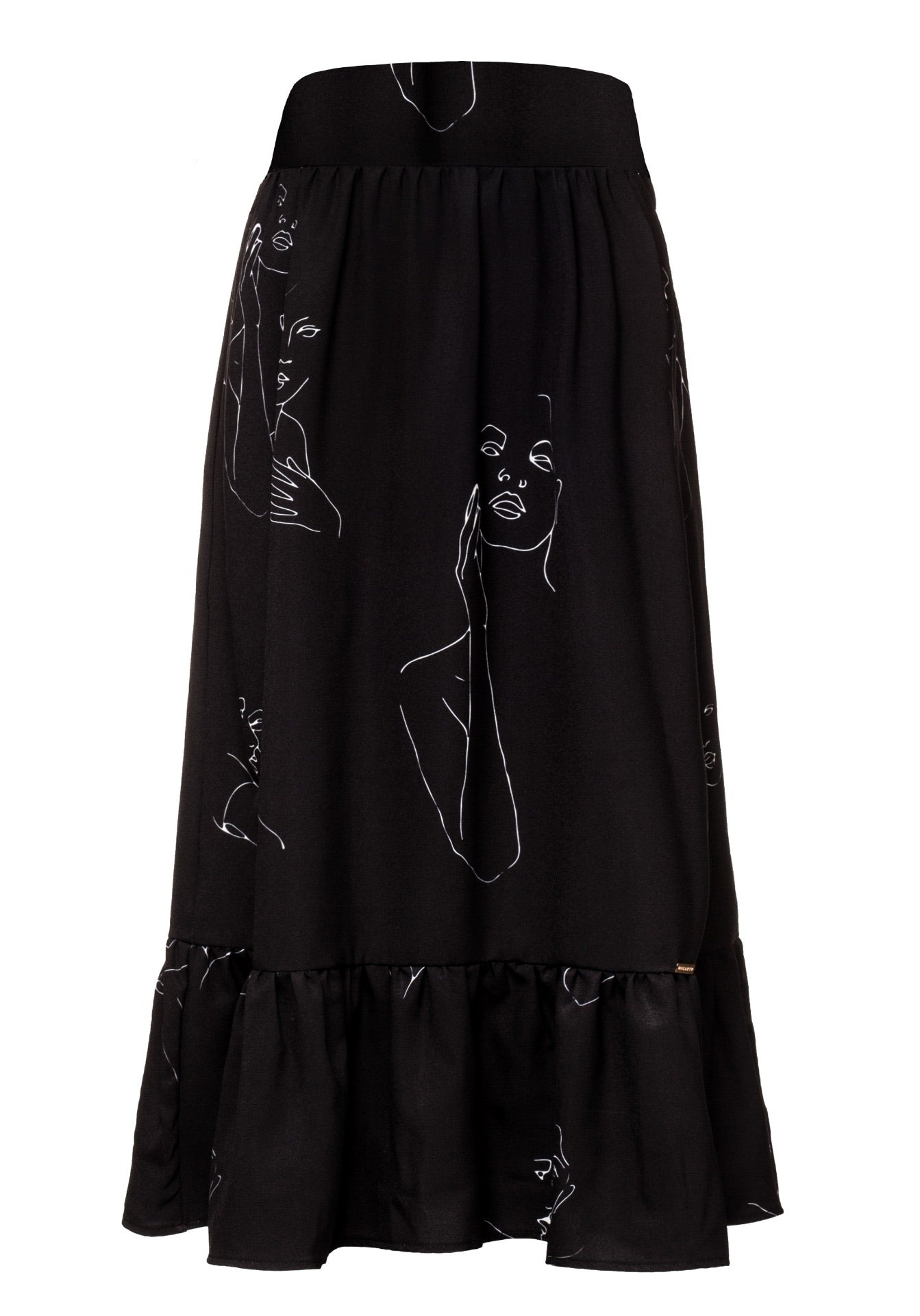 Women Power Skirt - Monarte