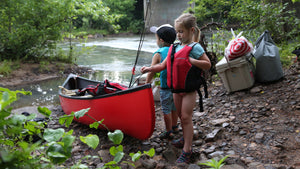 Family Canoeing, family kayaking, family adventures, Family Fun