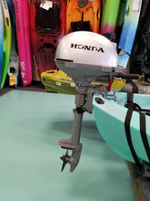 2020 HONDA BF2.3 DHSCH Short Shaft Outboard Kayak Motor - Works with NuCanoe Kayaks (Free Shipping Cont US) - Cedar Creek Outdoor Center