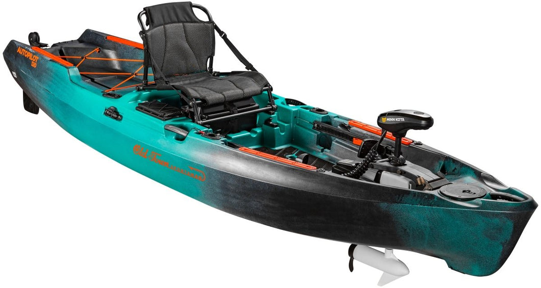 2020 Old Town Sportsman AutoPilot 120 High-Tech Motorized Kayak - Cedar Creek Outdoor Center