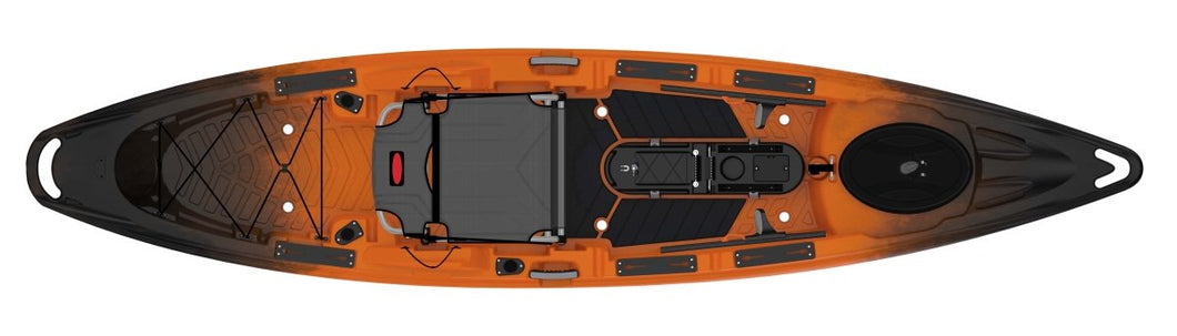 2020 Old Town Sportsman BigWater 132 Kayak (Big Water) - Cedar Creek Outdoor Center