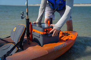 2021 Wilderness Systems Tarpon 105 Newly Redesigned Recreational Kayak - Cedar Creek Outdoor Center