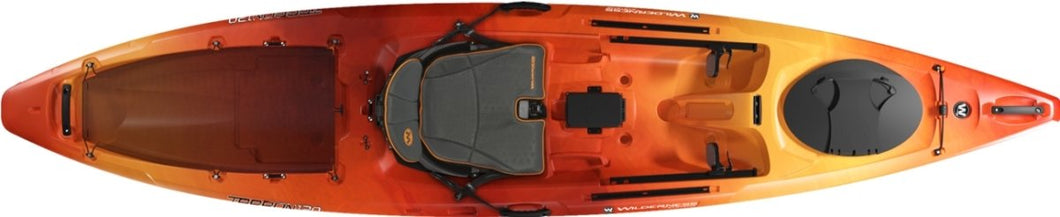 2021 Wilderness Systems Tarpon 120 Comfort Recreational Kayak - Cedar Creek Outdoor Center