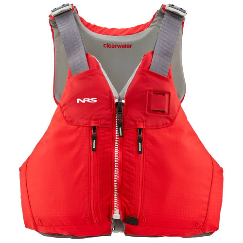 2020 NRS Clearwater PFD Highback Kayaking Lifejacket - Cedar Creek Outdoor Center