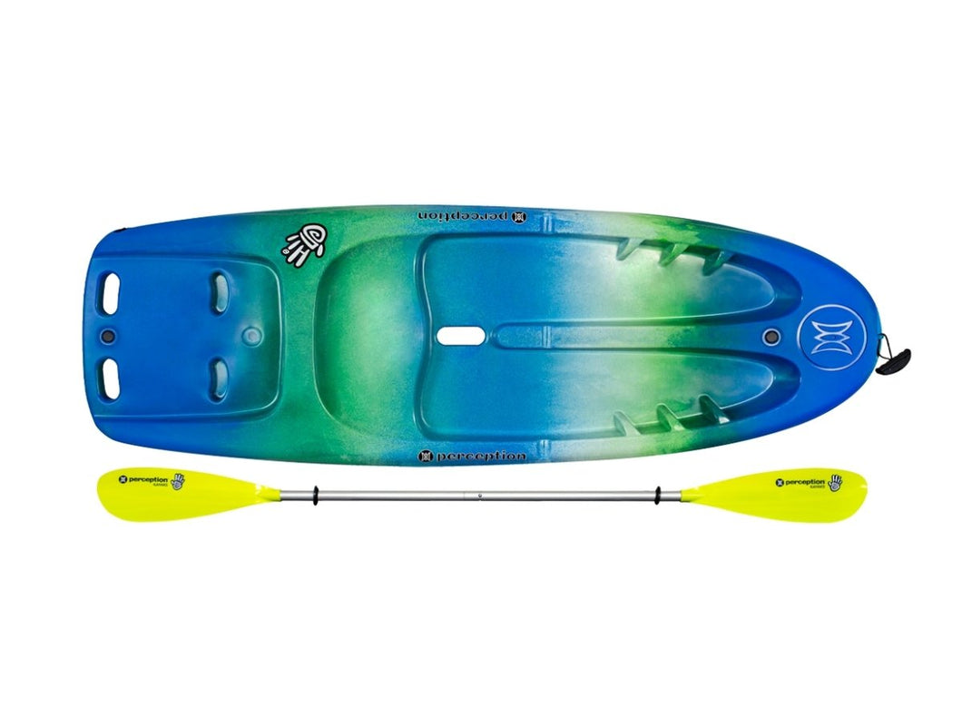 2021 Perception Kayak Hi Five 6.5 Kids Kayak - Childs Kayak - Cedar Creek Outdoor Center