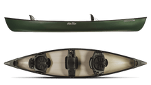 Old Town Saranac 146 Recreational Canoe - Cedar Creek Outdoor Center