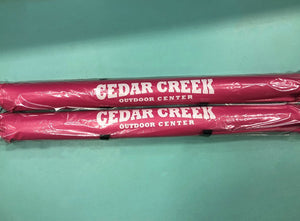 Aero Automobile Rack Pads for Your Car (Branded) | Kayak Carrier - Cedar Creek Outdoor Center