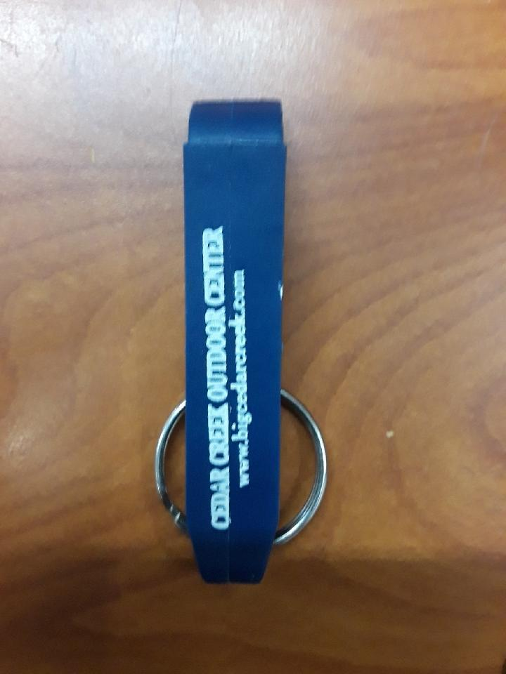 Bottle/Can Opener Key Ring - KE18 - Cedar Creek Outdoor Center