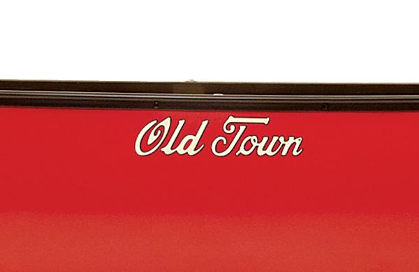 Factory Old Town Canoe Decal from Old Town- 01.1315.2230 - Cedar Creek Outdoor Center