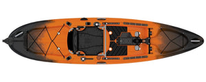 Kayak - Sportsman Salty PDL 12 Kayak - Cedar Creek Outdoor Center