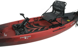 NuCanoe - PIVOT Drive -Frontier 12 - 2212 - Cedar Creek Outdoor Center