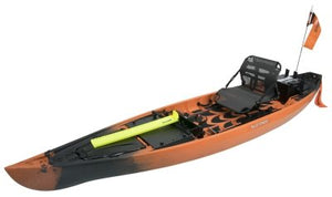 Nucanoe - Pursuit Pro Angler Package (Kayak Not included)- 2025 - Cedar Creek Outdoor Center