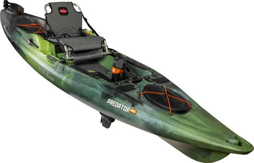 Old Town 2020 Predator PDL Pedal Drive Fishing Kayak - Cedar Creek Outdoor Center